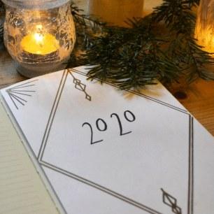 2020 Bullet Journal
